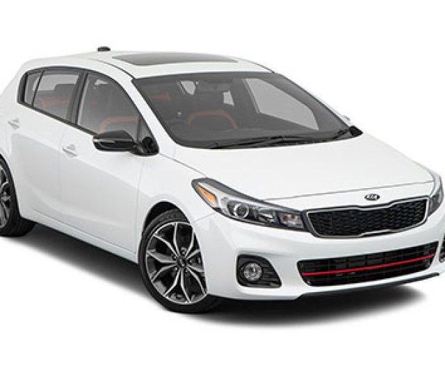 Once You Get Beyond The Base Lx Version Of The  Kia Forte  The Levels Of Standard Features Become Very Impressive From The S Model Onwards