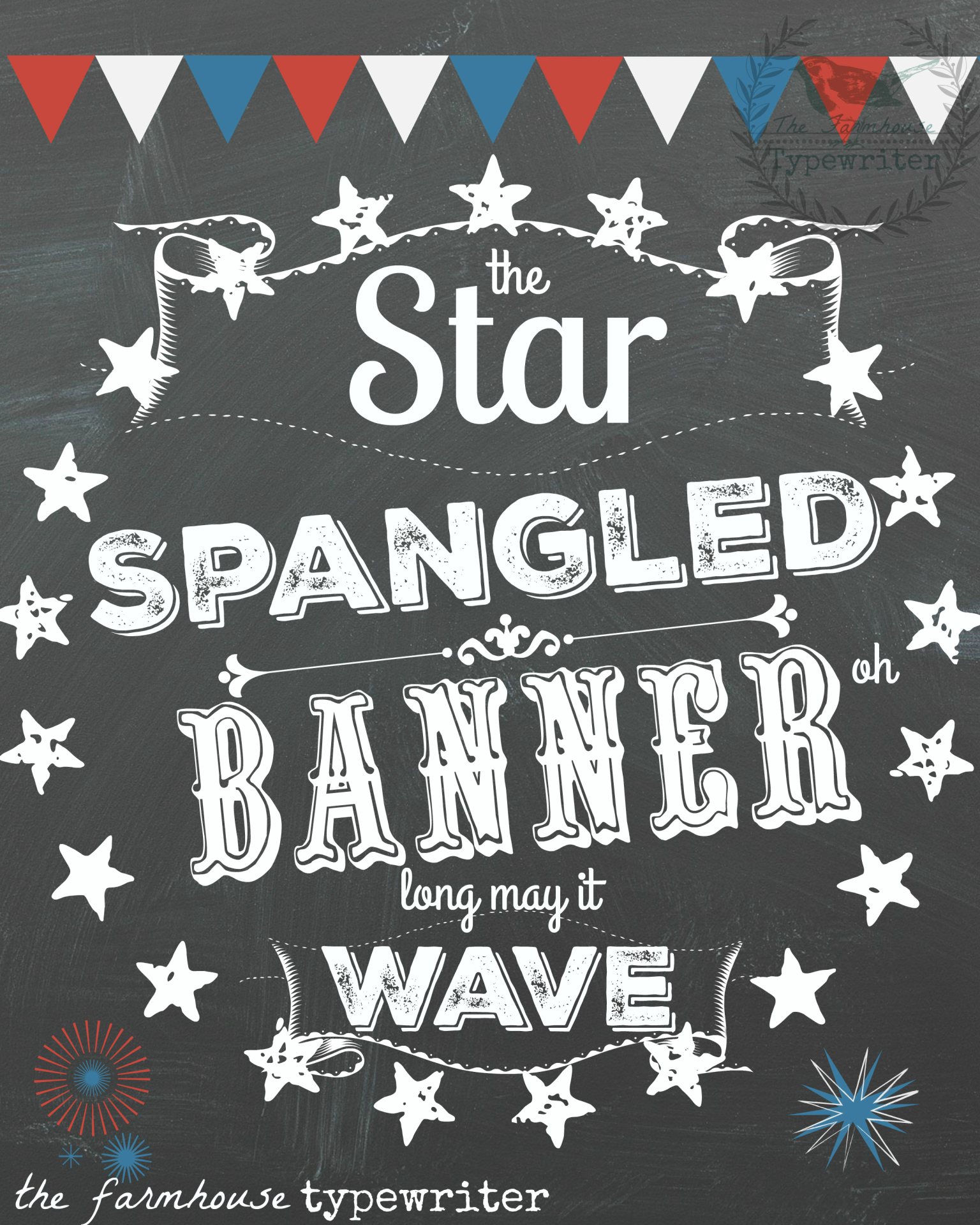 Star-Spangled-Banner sign