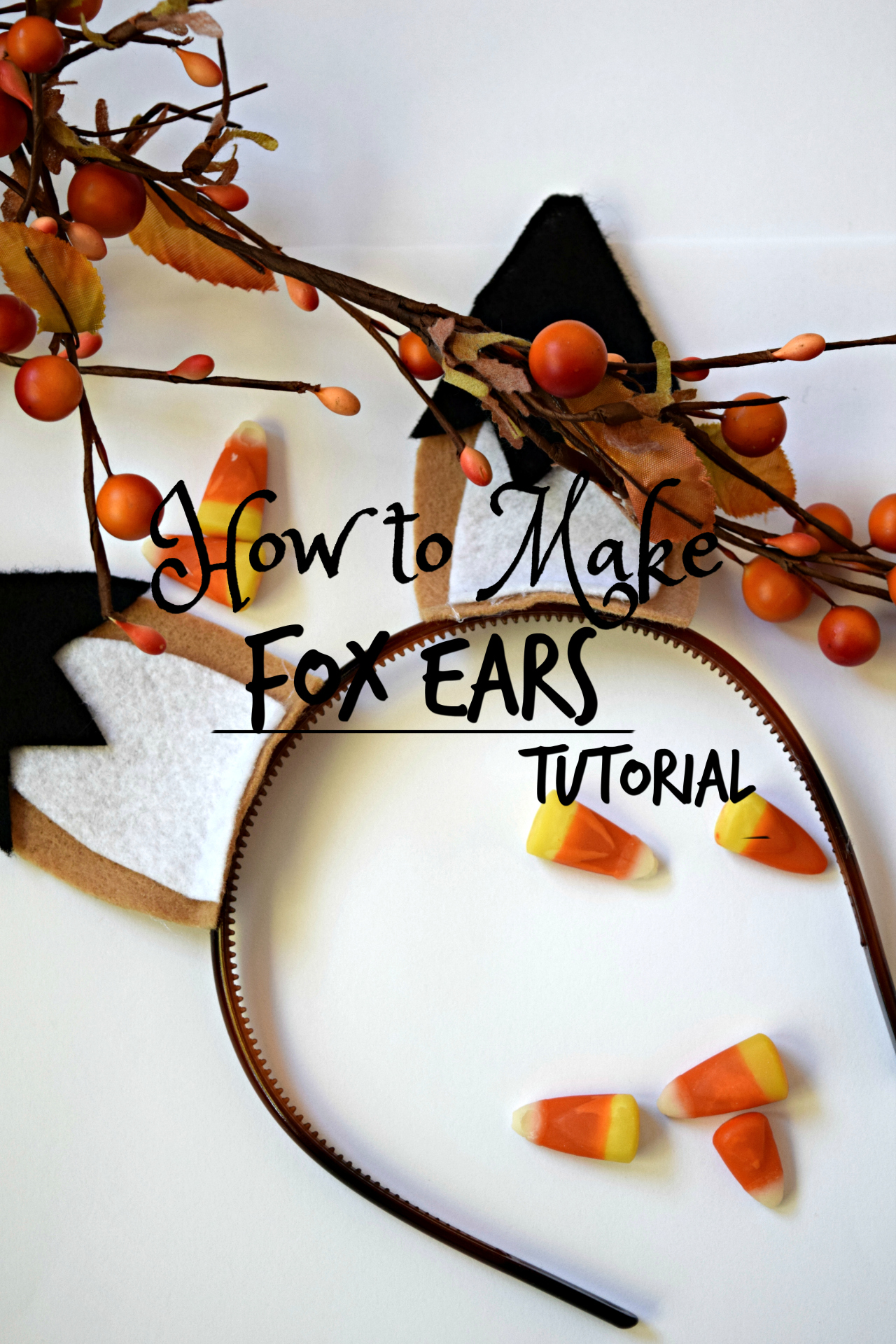 fox ears tutorial
