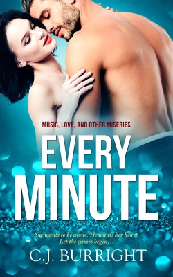Every Minute cover