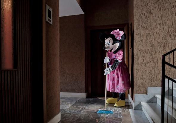Minnie, 41 ans, femme de ménage