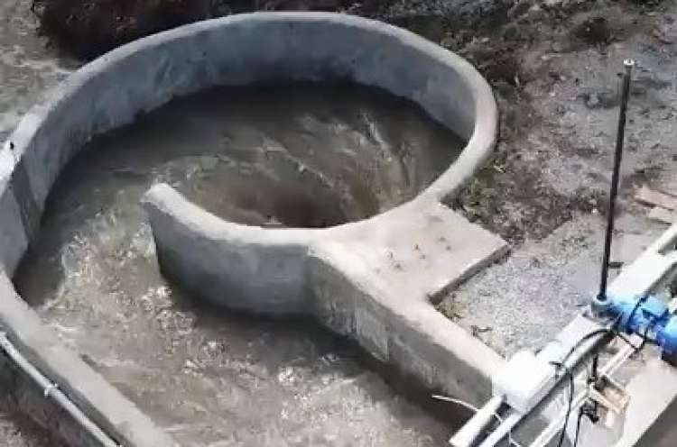 Watch This Is How A Whirlpool Turbine Can Power Dozens Of