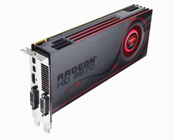 AMD Radeon 6800 Series