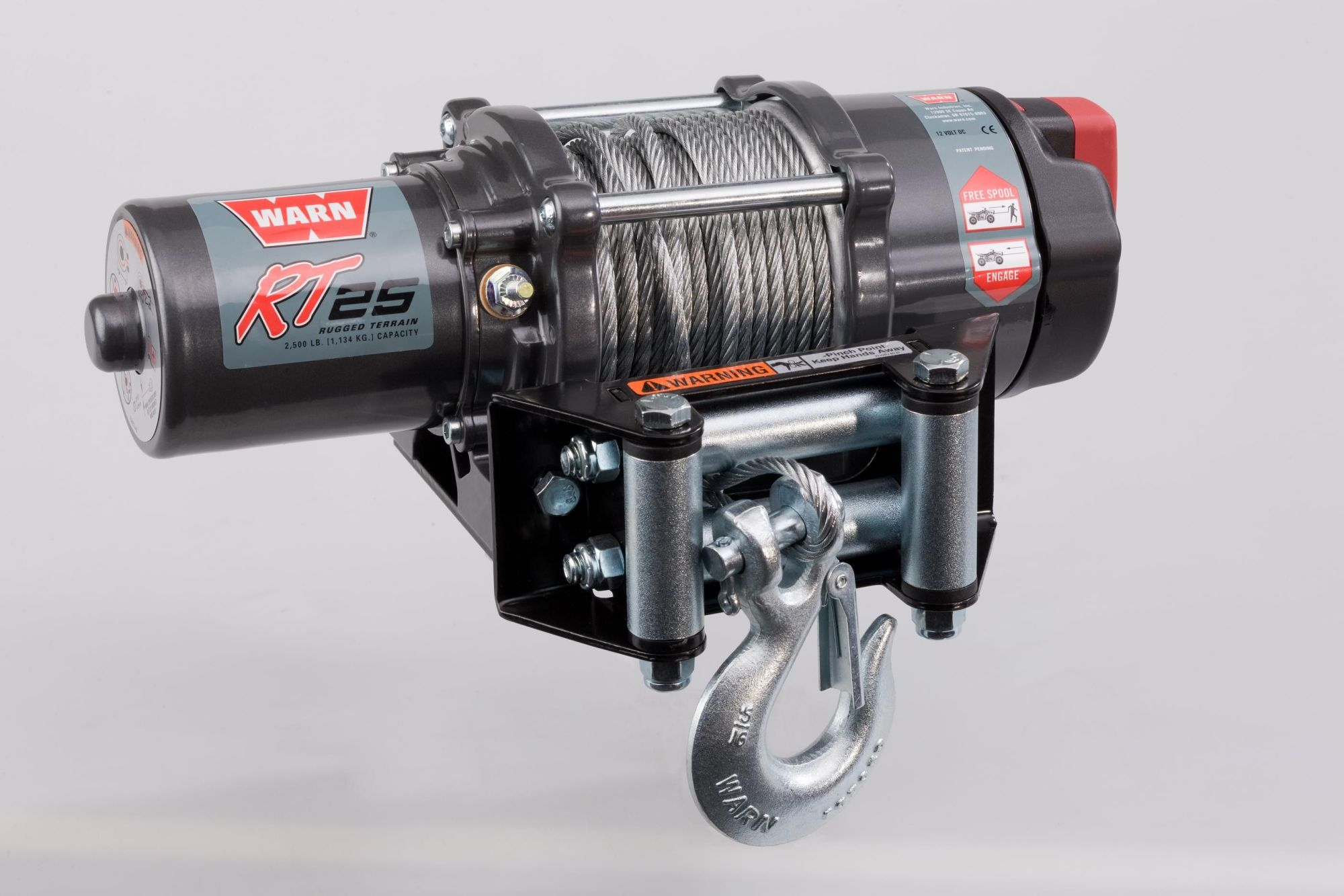 hight resolution of winch warn 2500lb 1134kg previous
