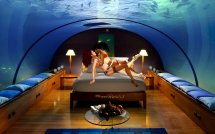 Cool Underwater Bedroom