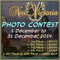 NeoVictoria 2014 Photo Contest