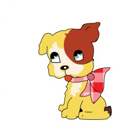 dog puppy cute free picture [ 1920 x 1920 Pixel ]