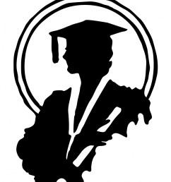 graduate graduation female woman girl student college black  [ 1535 x 1920 Pixel ]