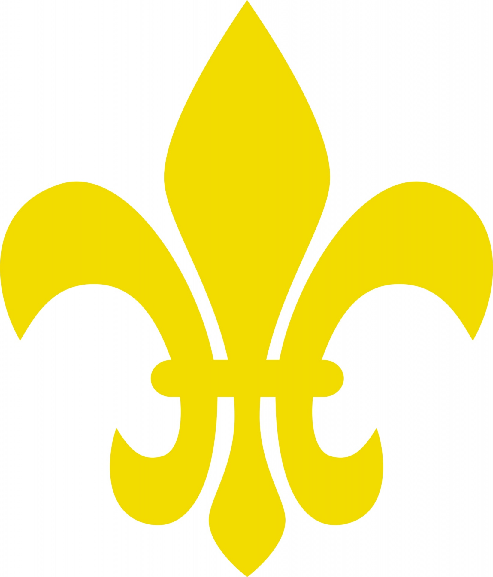 hight resolution of fleur de lis gold french free picture