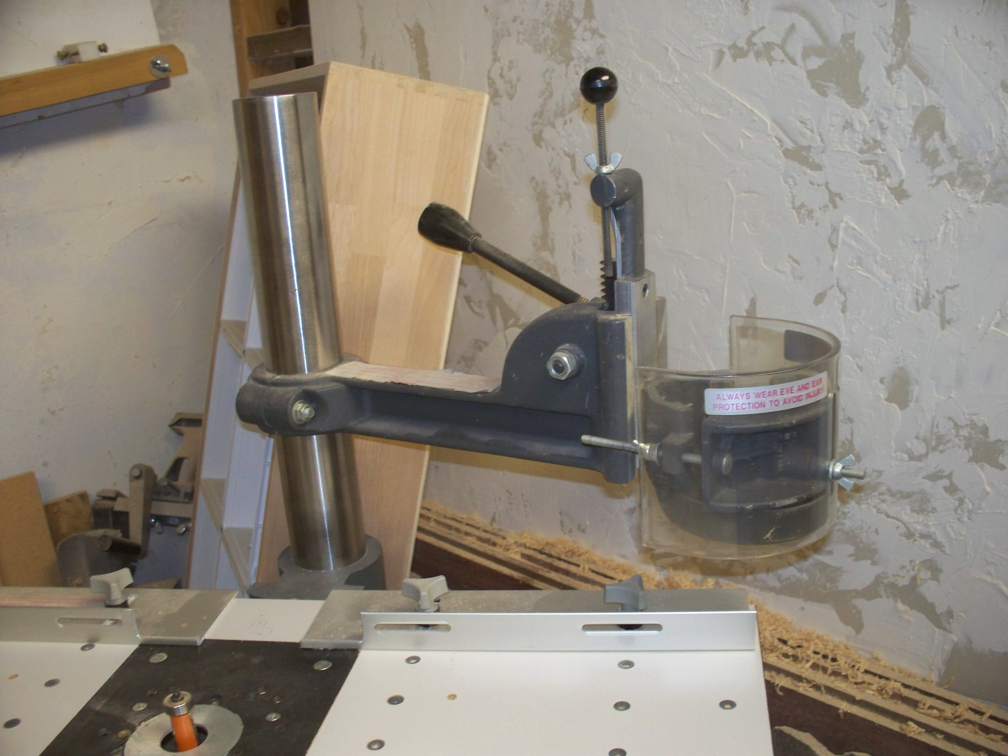 Shopsmith Overarm Router