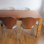 Beautiful Bargain Dwell Double Extending Walnut Dining 600 Harringay Online