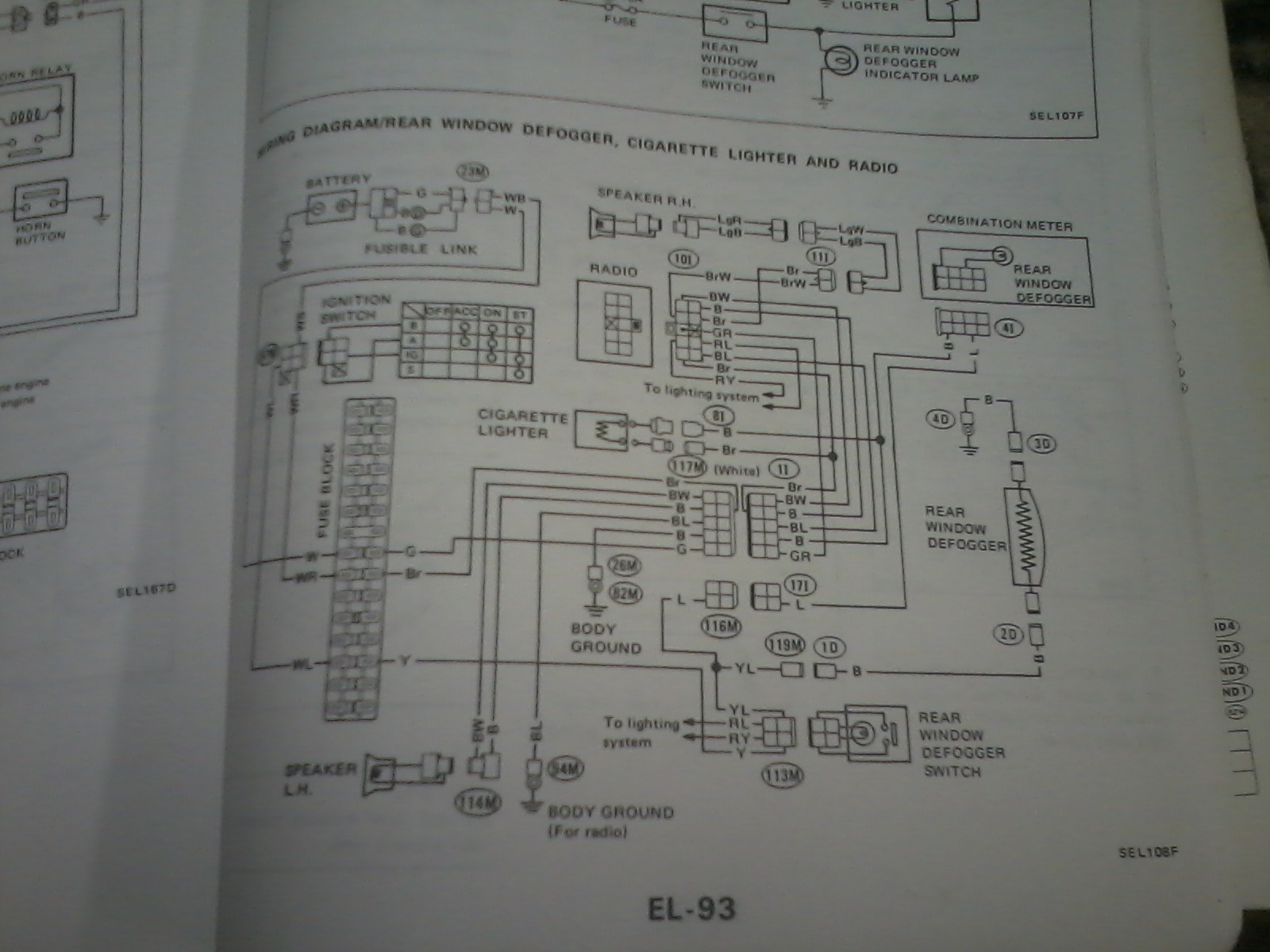 hight resolution of hi andro here s a copy from my 85 nissan truck