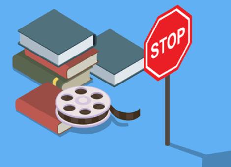 Экстремистское творчество: книги, фильмы и картины, которые запретили суды