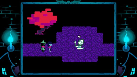 Screenshot 4: DELTARUNE