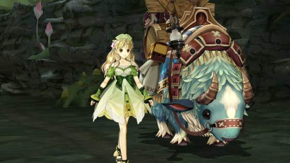 Screenshot 2: Atelier Dusk Trilogy Deluxe Pack