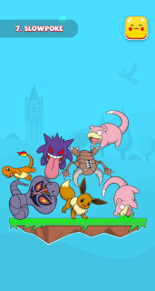 Screenshot 2: Pokemon Tower Battle
