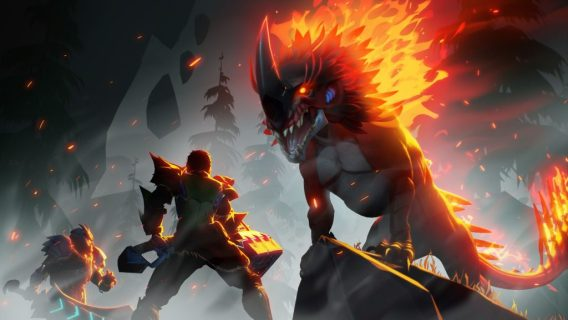 Screenshot 3: DAUNTLESS