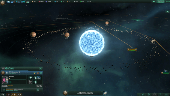 Screenshot 3: Stellaris