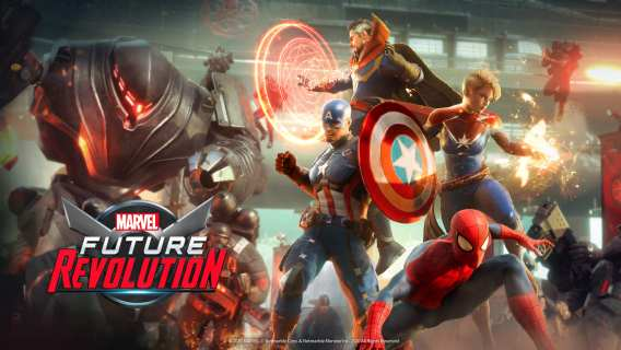 Screenshot 1: MARVEL Future Revolution