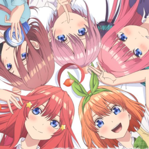 Icon: The Quintessential Quintuplets: The Quintuplets Can't Divide the Puzzle Into Five Equal Parts