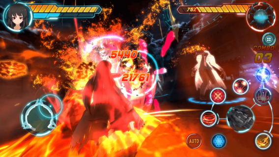 Screenshot 3: SoulWorker: Anime Legends