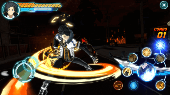 Screenshot 1: SoulWorker: Anime Legends