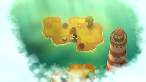 Screenshot 3: A Monster's Expedition