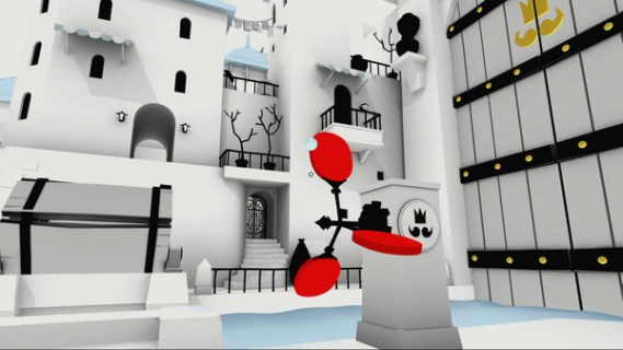 Screenshot 4: The Unfinished Swan