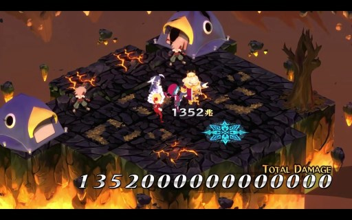 Screenshot 1: Disgaea 6: Defiance of Destiny