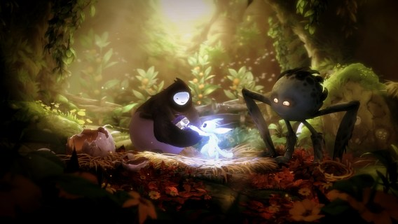Screenshot 1: Ori and the Will of the Wisps