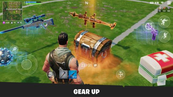 Screenshot 2: Fortnite | Simplified Chinese