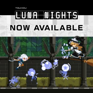 Icon: Touhou Luna Nights