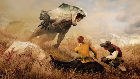 Screenshot 3: GreedFall