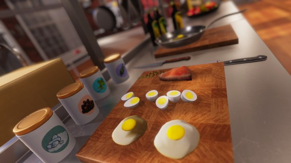 Screenshot 1: Cooking Simulator