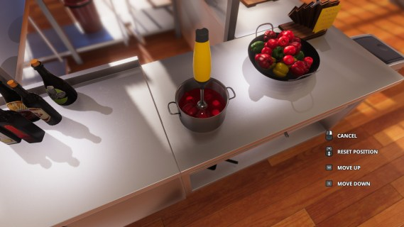 Screenshot 4: Cooking Simulator