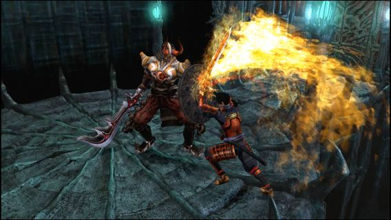 Screenshot 2: Onimusha: Warlords