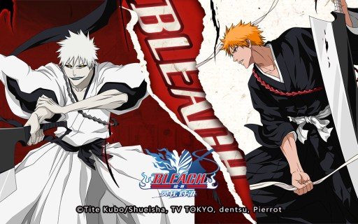 Screenshot 1: BLEACH Kyo·kai Reiatsu Taiketsu