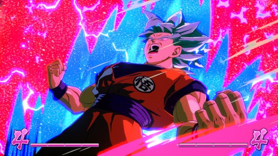 Screenshot 1: 七龍珠 FighterZ
