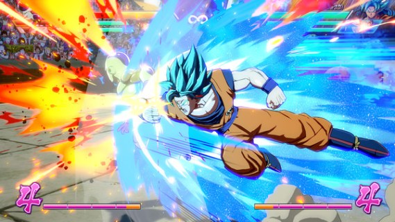 Screenshot 2: 七龍珠 FighterZ