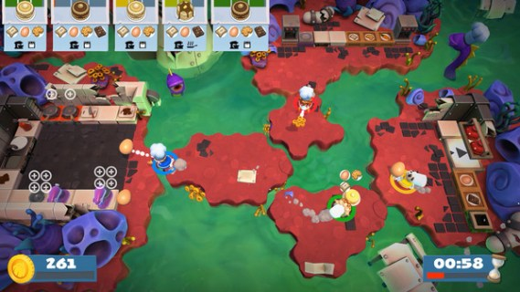 Screenshot 2: Overcooked 2