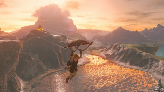 Screenshot 4: The Legend of Zelda: Breath of the Wild