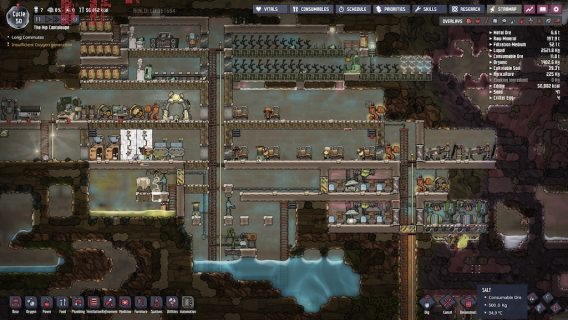 Screenshot 4: Oxygen Not Included