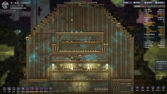 Screenshot 1: Oxygen Not Included