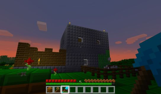 Screenshot 2: Minecraft