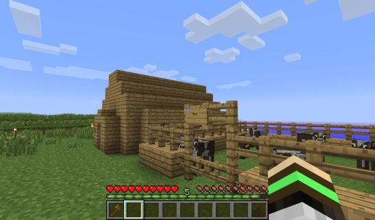 Screenshot 3: Minecraft