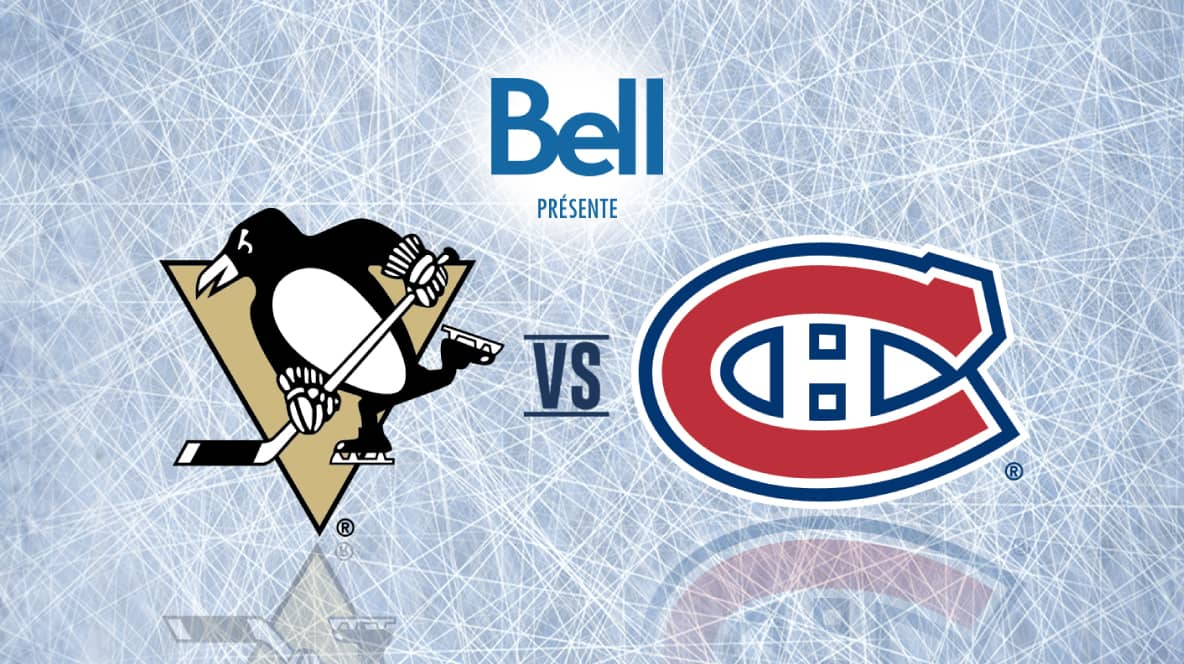 Canadiens De Montréal Vs Penguins De Pittsburgh 28