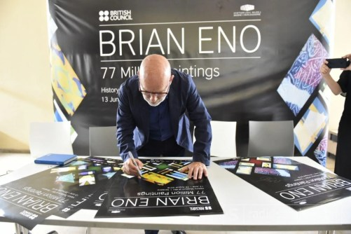 Brian Eno - undefined