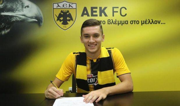 Anel Šabanadžović potpisao za AEK: Najveći transfer u historiji FK Željezničar - undefined