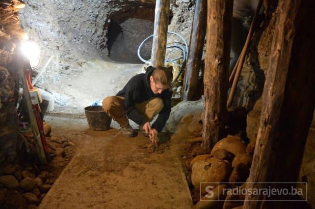 Volonteri radili najviše u tunelima Ravne 3 - undefined