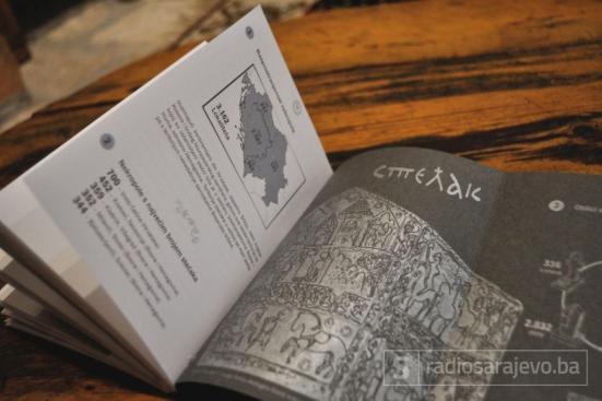 """FOTO: Radiosarajevo.ba/Knjiga""""Stećak"""""""